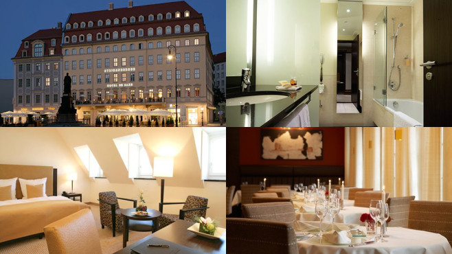 Dresden – Steigenberger Hotel de Saxe © Secret Escapes