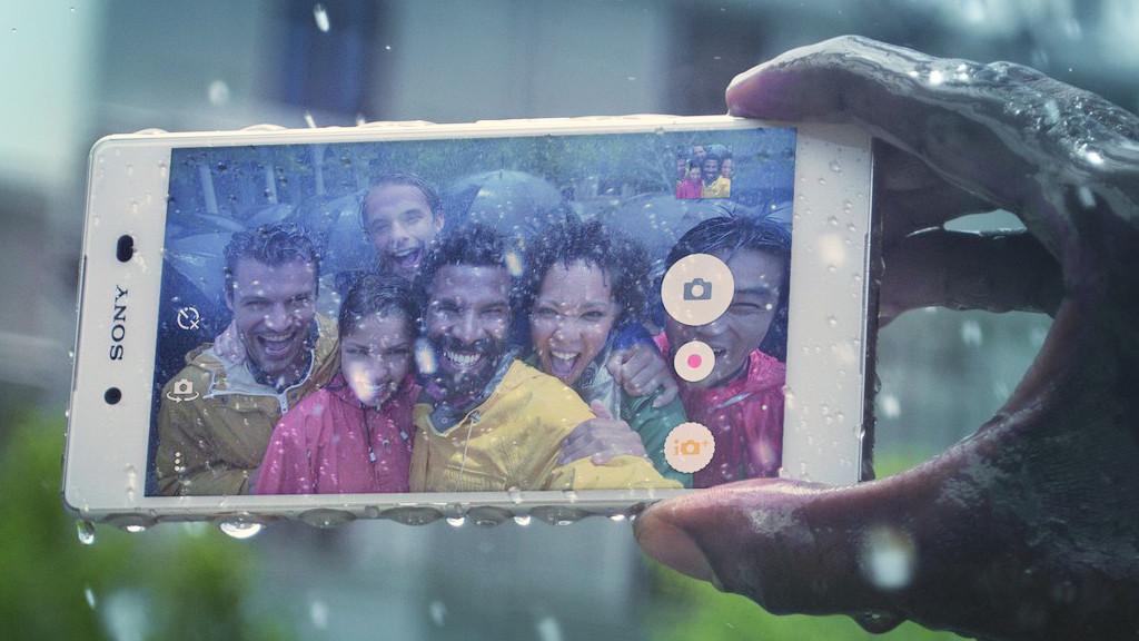 Sony Xperia Z3+ ©Sony