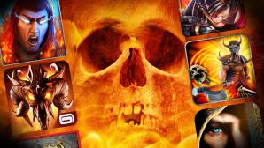 Hack'n'Slash-Games ©Tryfonov - Fotolia.com, Gameloft, Actoz Soft, Com2uS USA, Making Fun, Crescent Moon Games, MobileBits