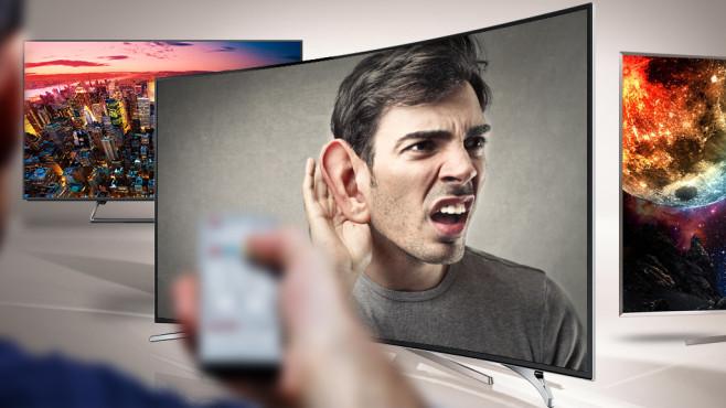 Samsung Smart-TV ©Samsung, olly - Fotolia.com