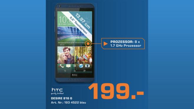 HTC Desire 816G ©Saturn