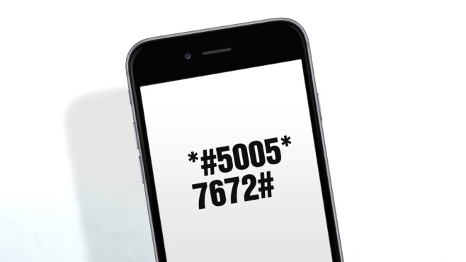 SMSC-Nummer anzeigen ©Apple, COMPUTER BILD