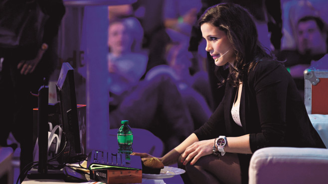 Melek Balgün: Twitch © Electronic Sports League