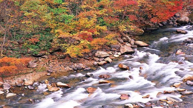 Autumn Mountains River 4: Auf Urlaub im Gebirge einstimmen ©COMPUTER BILD