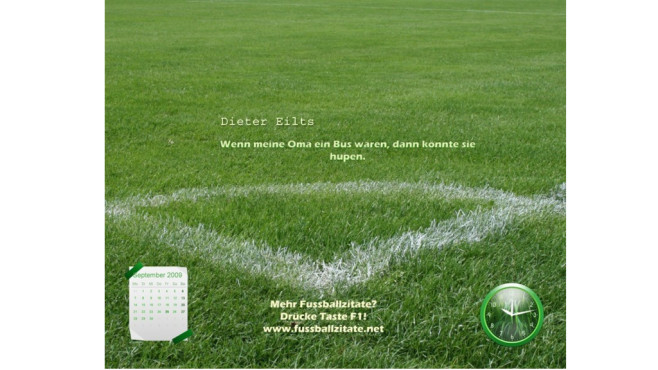 Fussballzitate: Sprüche von Sportkennern ©COMPUTER BILD