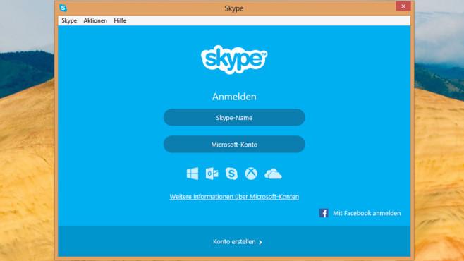 Skype: Konversationen mit dem Schwarm führen ©COMPUTER BILD