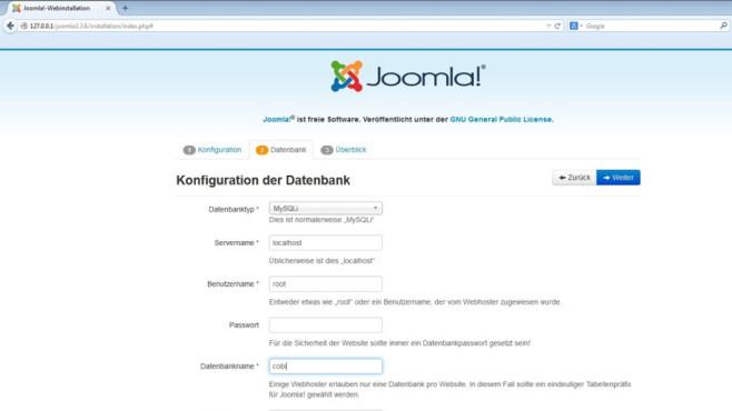 WordPress und Joomlaa: Webseite erstellen ©COMPUTER BILD