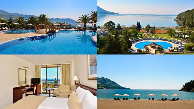 Becici, Montenegro – Iberostar Bellevue © Secret Escapes