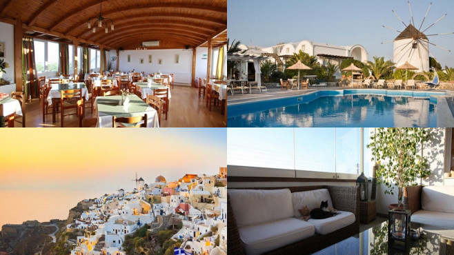 Fira, Griechenland – Milos Villas Hotel © Secret Escapes