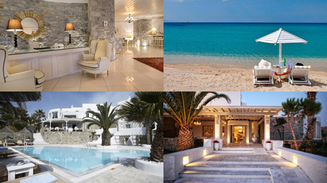 Mykonos, Griechenland – Palladium Hotel © Secret Escapes