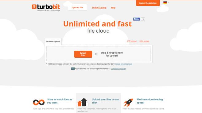 Turbobit: FileHoster ©Turbobit