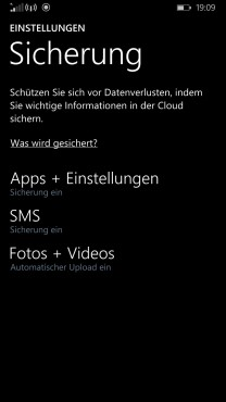 Daten sichern ©COMPUTER BILD