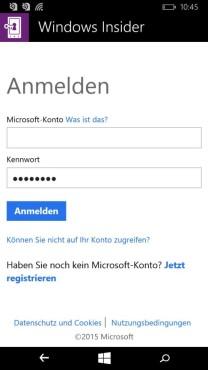 Starten Sie die Windows Insider-App ©COMPUTER BILD