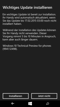 Windows 10 installieren © COMPUTER BILD