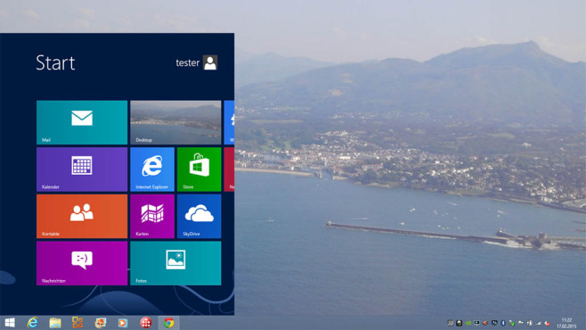 IObit: Start Menu 8 © COMPUTER BILD