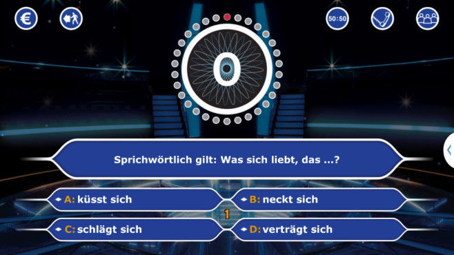 Wer wird Millionär? 2014 ©Sony Pictures Television UK Rights Limited