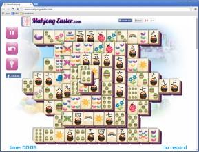 Mahjong zu Ostern