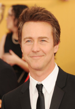 Edward Norton © Jeffrey Mayer/WireImage/Getty Images