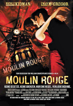 Moulin Rouge © Twentieth Century Fox Film Corporation. All rights reserved.