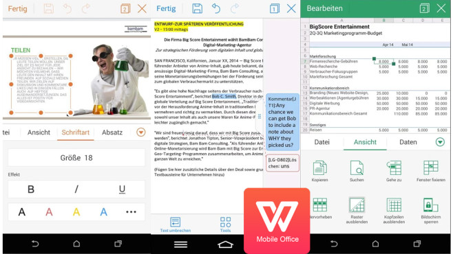 WPS Office © Kingsoft Office Software, Inc.