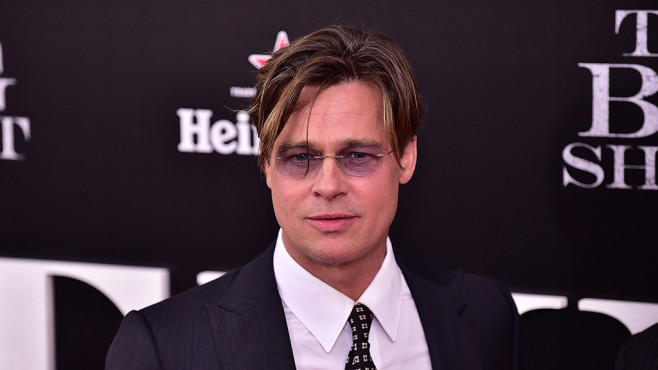 Brad Pitt © James Devaney/gettyimages