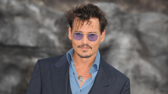 Johnny Depp © Ferdaus Shamim/gettyimages