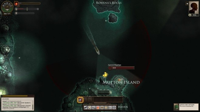 Sunless Sea © Failbetter Games