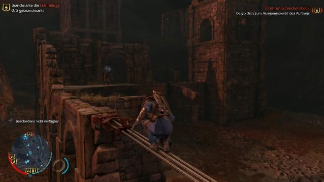 Mittelerde – Mordors Schatten: Der helle Herrscher ©Warner Bros. Games