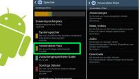 Android: Speicher pr�fen und verwalten ©COMPUTER BILD