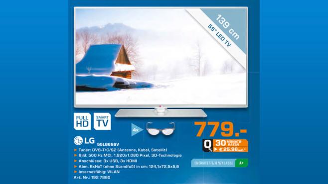 LG 55LB656V ©Saturn