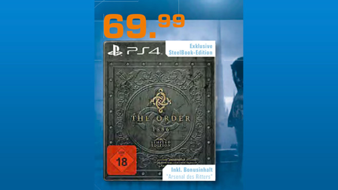The Order – 1886 Limited Edition (PS4) © Saturn