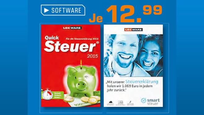 Verschiedene Software für PC und Mac ©Saturn
