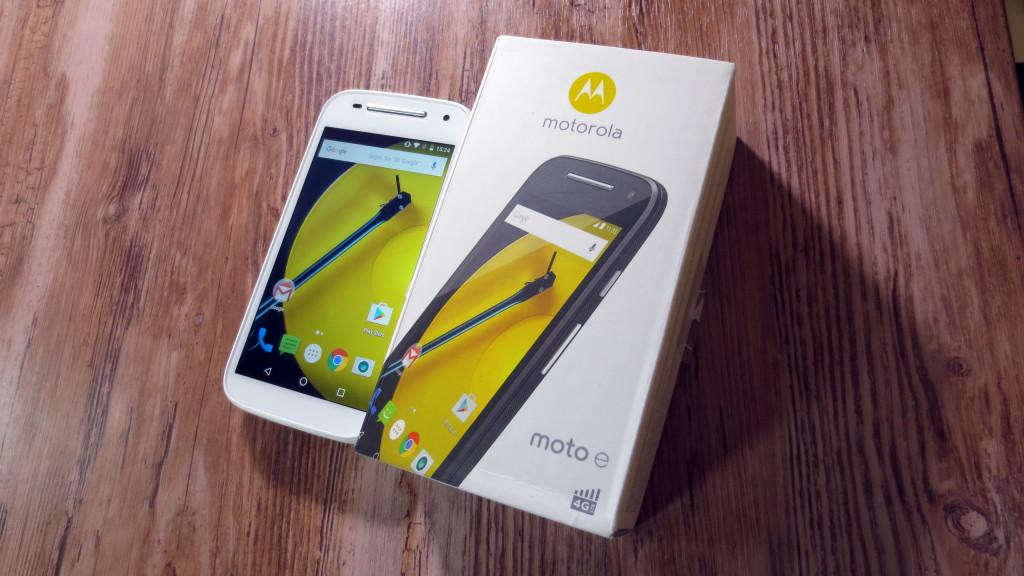 Motorola Moto E (2. Gen.) ©COMPUTER BILD