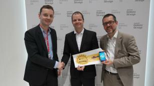 MWC Best Product Award Smartphone ©COMPUTER BILD