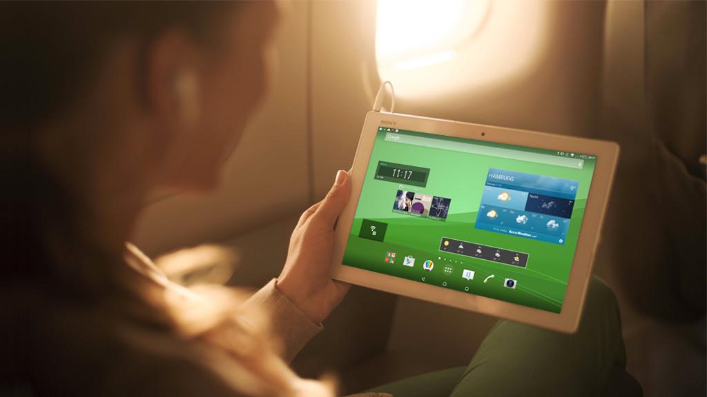 Sony Xperia Z4 Tablet©Sony