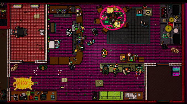Hotline Miami 2 © Devolver