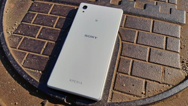 Sony Xperia M4 Aqua ©COMPUTER BILD