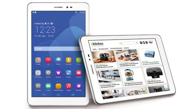 Huawei MediaPad T1 8 ©Huawei