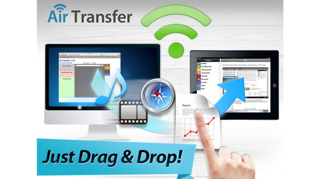 Air Transfer © Darinsoft