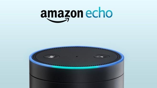 test amazon echo mit alexa audio video foto bild. Black Bedroom Furniture Sets. Home Design Ideas