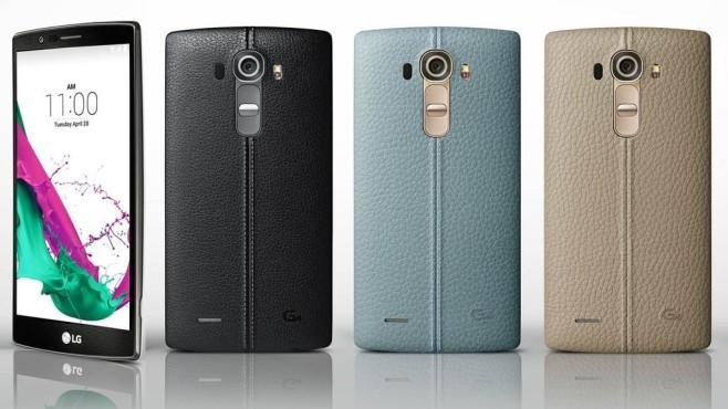 LG G4 ©LG Electronics
