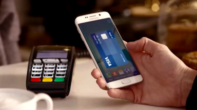 Samsung Pay © COMPUTER BILD/Screenshot