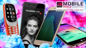 MWC 2017 ©Nik_Merkulov - Fotolia.com, Mobile World Congress, Samsung, Sony, LG, venturebeat.com, Huawei, COMPUTER BILD