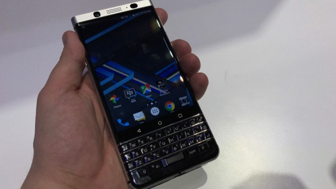 Blackberry KEYone © COMPUTER BILD