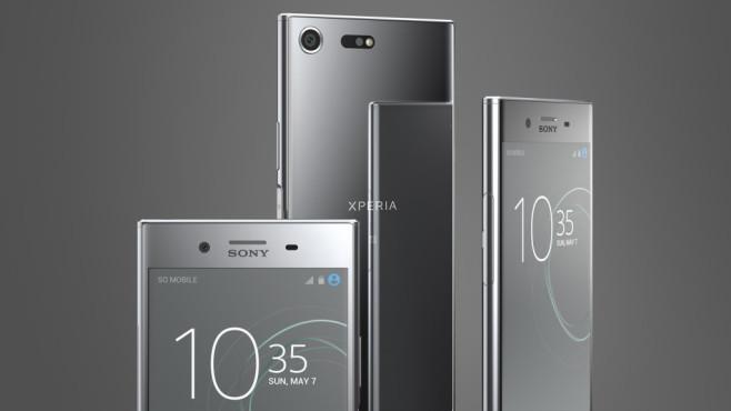 Sony Xperia XZ Premium ©Sony