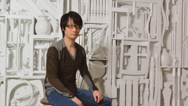 Hideo Kojima © Getty
