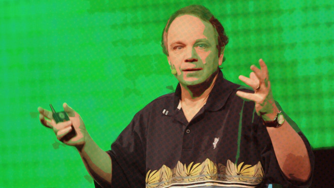 Sid Meier © Sid Meier - Game Developers Conference 2010 - Wikipedia
