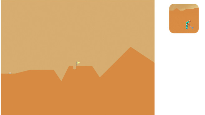 Desert Golfinge ©Captain Games