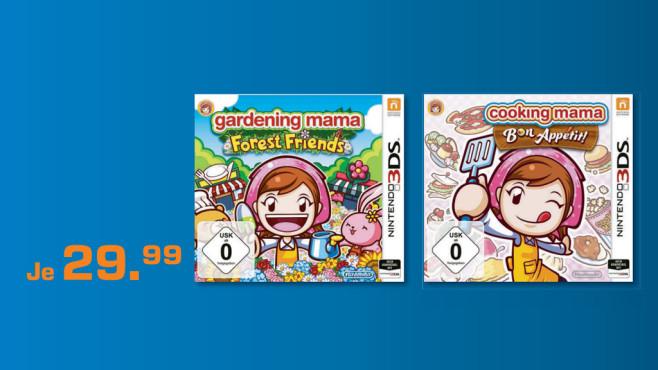Spiele f�r Nintendo 3DS ©Saturn