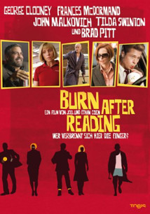 Burn After Reading © Tobis